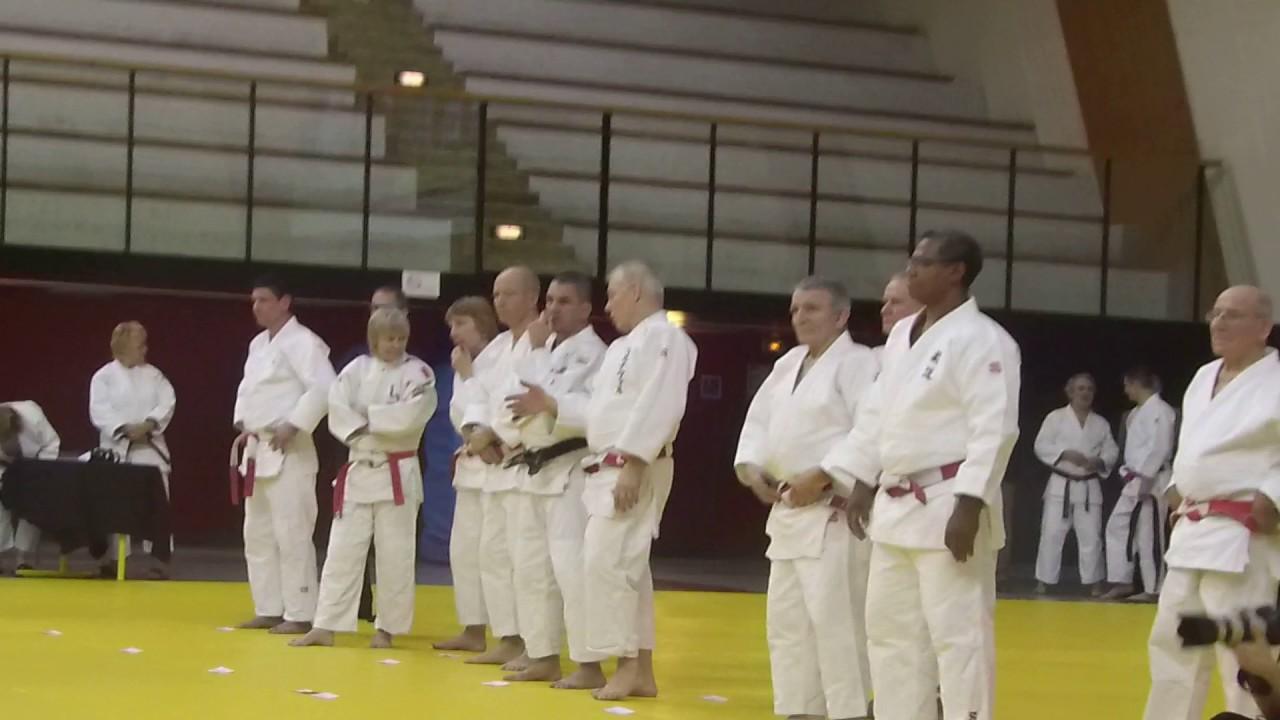 Aikido kagami biraki 2017 inj paris youtube - Institut national du judo porte de chatillon ...