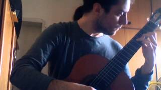 Francesco Rubin - Leo Brouwer - Cancion de cuna (Berceuse)