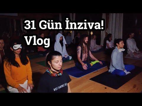 31 Günlük İnzivanın Bir Günü Nasıl Geçiyor | Vlog