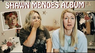 Shawn Mendes The Album REACTION (SM3)