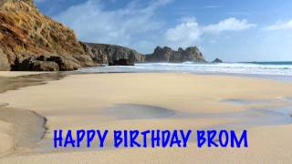 Brom Birthday Song Beaches Playas
