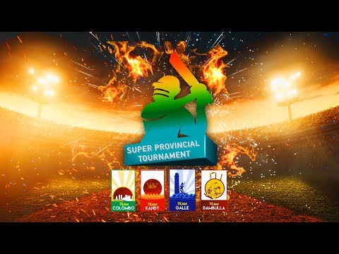 Super Provincial Tournament - Team Kandy vs Team Galle - Day 3