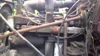 1988 Mack dump. Engine running