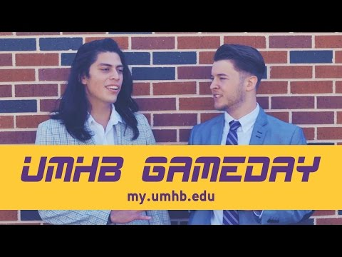 myUMHB: UMHB Game Day