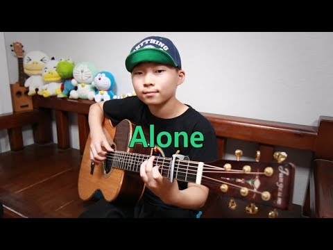 Alone (Alan Walker) _ Fingerstyle guitar arranged & cover by Sean Song