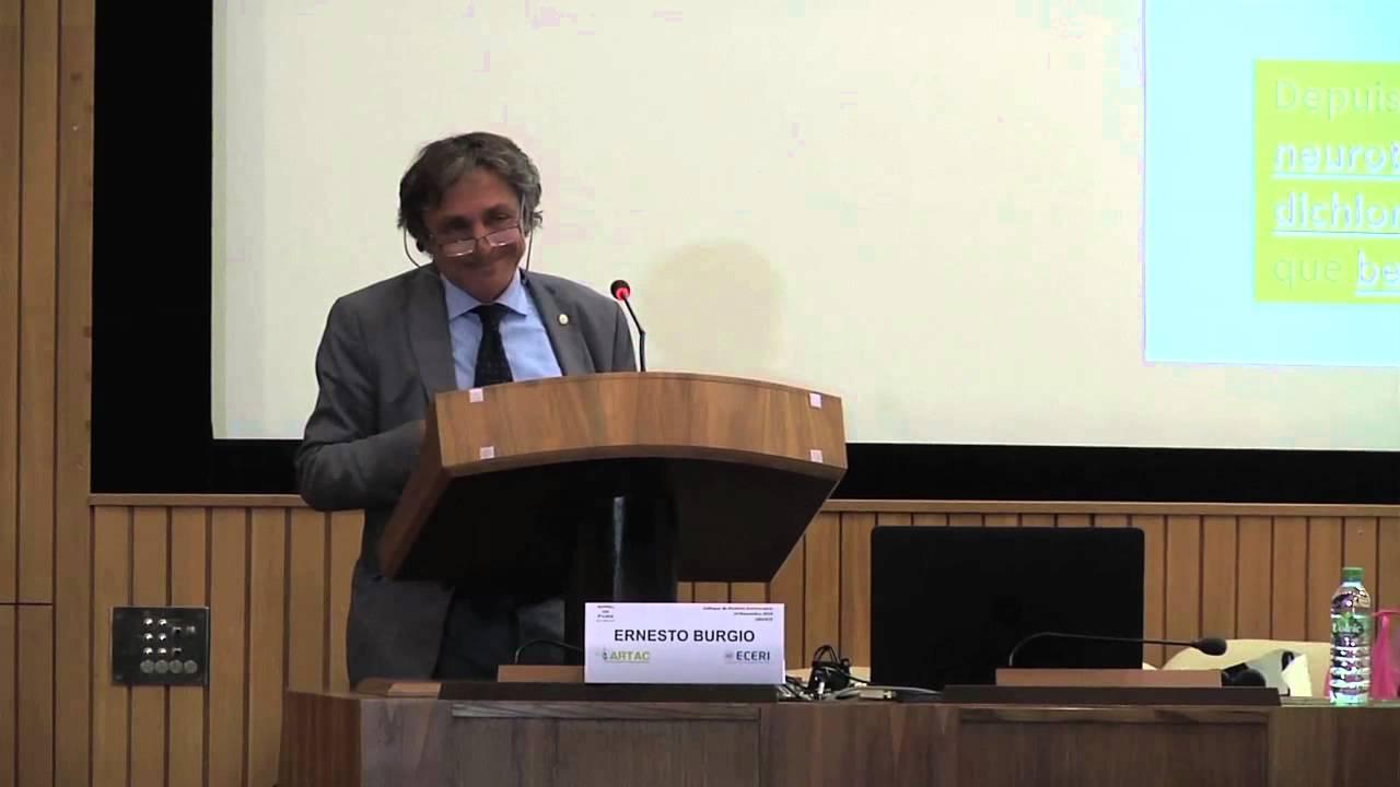 Video Ernesto Burgio Adp2014 Youtube
