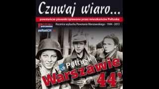 Chłopaki z AK - Gaudium Cantus (solo Piotr Walaśkiewicz), ks. Jacek Zakrzewski (akompaniament)