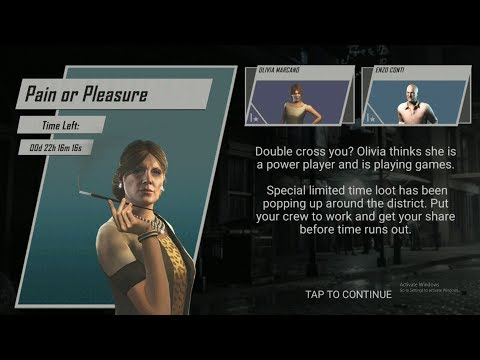 mafia 3 rivals timed event pain or pleasure