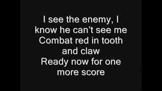 Iron Maiden - Death or Glory Lyrics