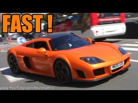 Noble M600 Furious Launches and Accelerations!!