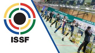 10m Air Rifle Men Final - 2017 ISSF World Cup Stage 1 in New Delhi (IND)