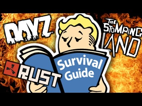 Thumbnail: HOW TO: SURVIVE IN SURVIVAL GAMES. #1