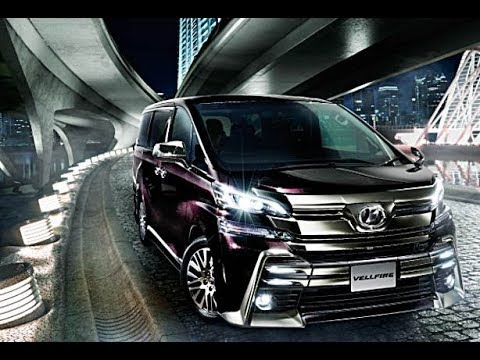 All New Vellfire 2018 Lampu Grand Avanza Toyota Mangkin Keren Youtube