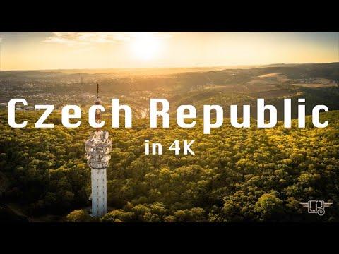 Czech Republic   4K   Drone footage