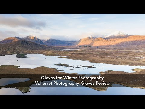 Gloves for Winter photography - Vallerret Photography Gloves Review thumbnail