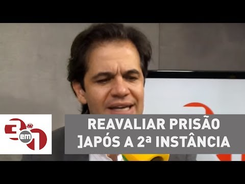 Gilmar Diz Que Julgamento De Quarta Permitirá Reavaliar Prisão Após A 2ª Instância