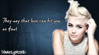Repeat youtube video Miley Cyrus - My Darlin' (Ft. Future) - Lyrics