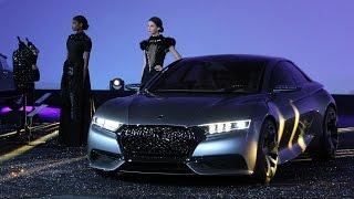 """Citroën DS dévoile son concept-car """"Divine DS"""""""