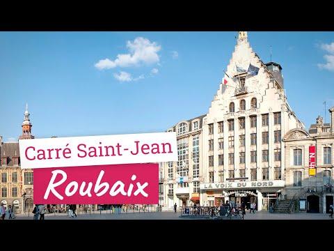 Résidence étudiante Lille-Roubaix - Carré Saint Jean
