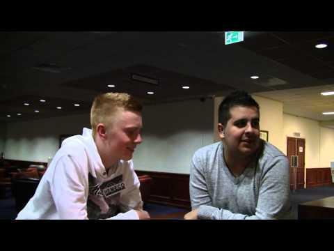 Interview Colin Roelofs en Willem Mandigers