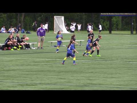 Ginga Girls Gold 2005 vs FC Boston Scorpions 2004 Metro (NMDT) - 5-28-17