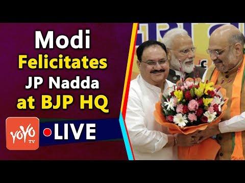 LIVE : Modi