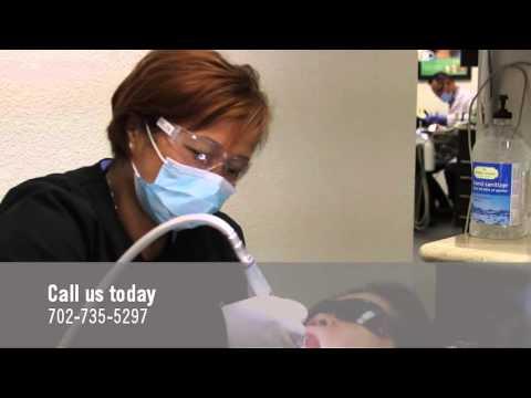 Laser Dental  Video @ 4401 E Sunset rd ,Henderson NV 89014
