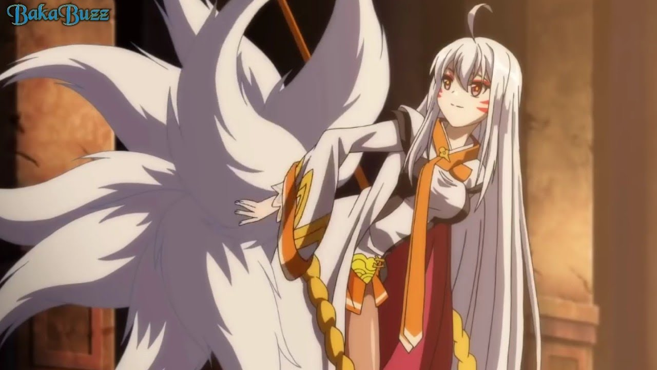 Top 8 Best Female Anime Characters With White Hair - YouTube