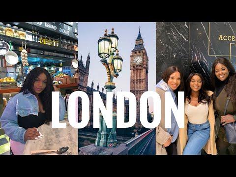 TRAVEL VLOG | LONDON 2019