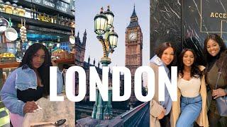 TRAVEL VLOG   LONDON 2019