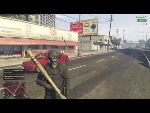 (GTA V Online) BEST KILLS (RPG vs JETS vs NICE DEATHS)