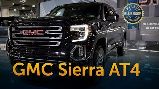 2019 GMC Sierra AT4 - 2018 New York Auto Show