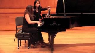 "Etude No. 8 ""Fem"" (Ligeti) - SBU 2015 Piano Project"
