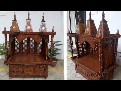 Carved Marble Mandir with Inlay Work from YouTube · Duration:  1 minutes 13 seconds