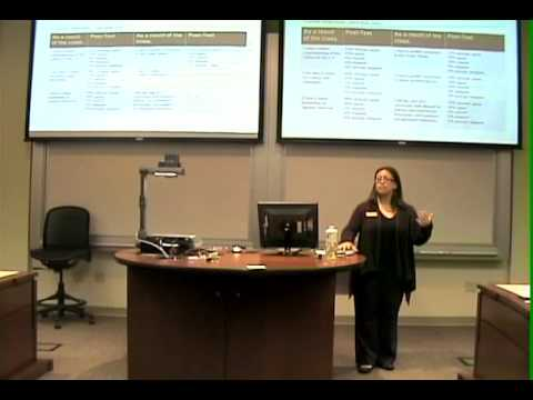 """USC Assessment Conference 2011- """"The United States: An American Culture Series"""""""