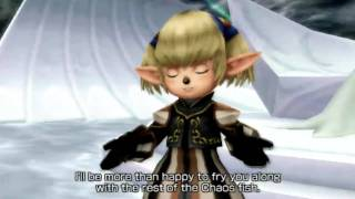 [HD]Dissidia 012 Duodecim Cutscene - Shantotto and Prishe, The Patroller and the House Sitter