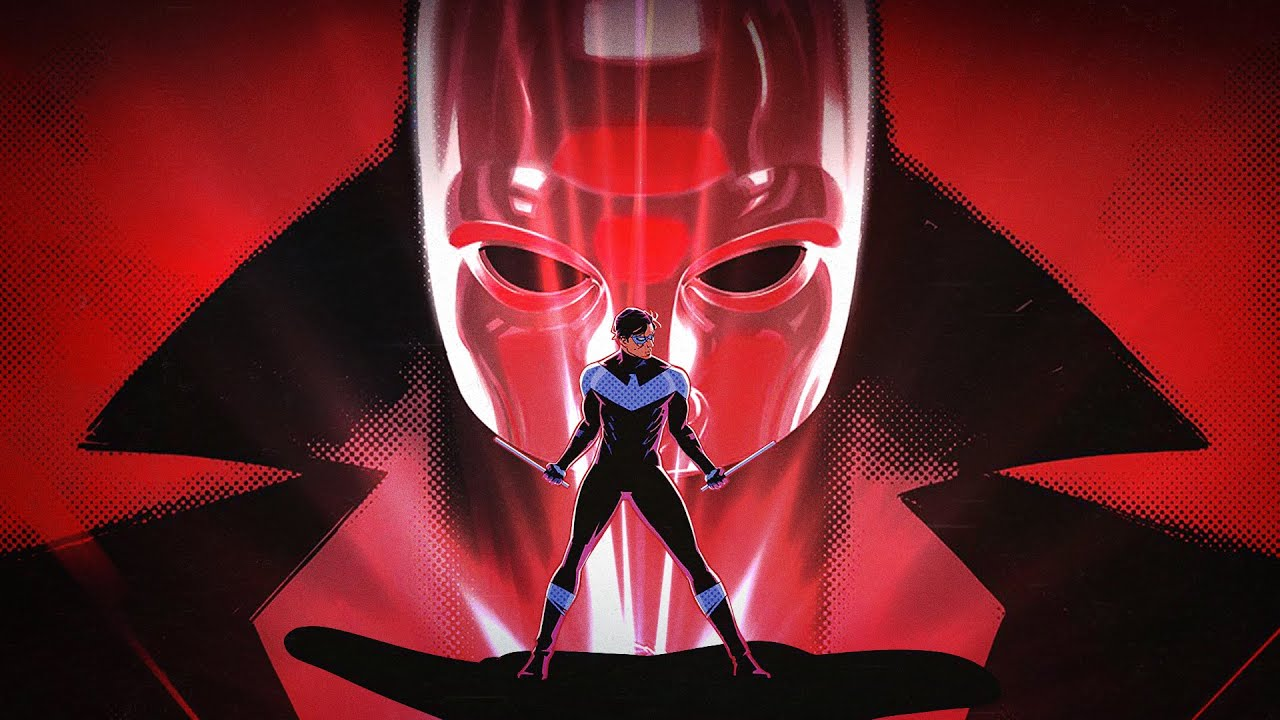 Nightwing Faces Off With New Villain - Heartless