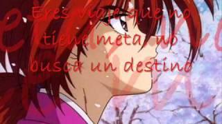 Sonohra  -  Buscando  L`  Amor  Anime  Samurai X  Kon Letra