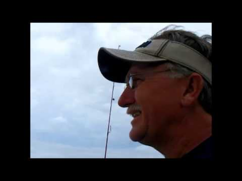 Oklahoma Fishing - Lake Eufaula Triangle