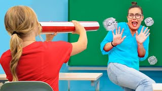 Students vs Teacher / 13 College Pranks and Funny Situations