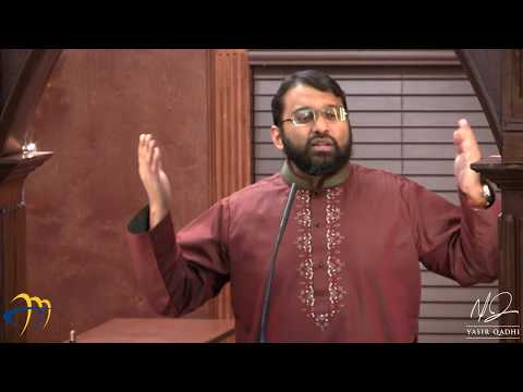 Quranic Pearls pt.5 - The 7 Desires & Passions of mankind | Ale-Imran-v14-15 |  Dr. Sh. Yasir Qadhi