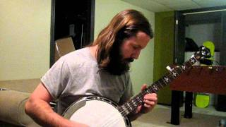 Lonesome Road Blues Banjo