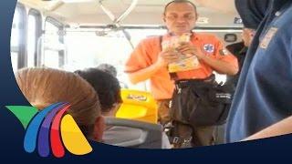 Falso paramédico pide limosna | Noticias de Jalisco