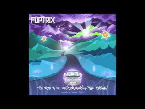 Fliptrix - 'The Road To The Interdimensional Piff Highway' Album Snippets (Prod. Runone & Molotov)