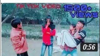 Tik tok video Sahil verma films amit Bhadana