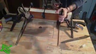 как сделать лук из лыж видео(Как сделать лук из старых лыж. Изготовление лука видео., 2016-03-29T09:39:31.000Z)