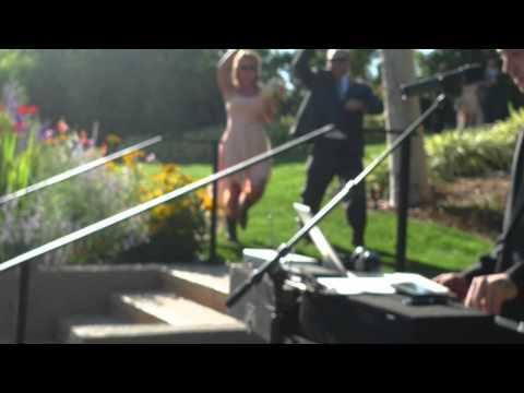 Lee and Jonna's wedding