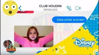 El Chat de Club Houdini. Ep 11. Día 2 | Disney Channel Oficial