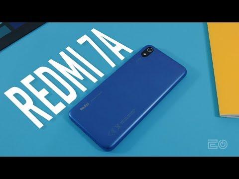 Xiaomi Redmi 7A, análisis: SOLVENTE y BARATO