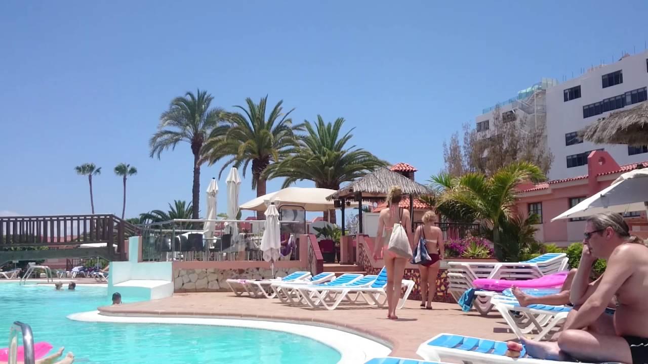 Jardin del sol apartments playa del ingles youtube for Playa del ingles jardin del sol